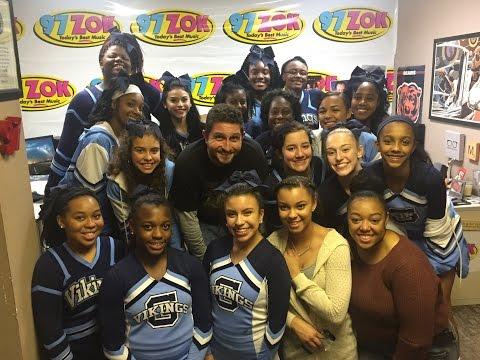 Guilford High School Cheerleading Rockford IL -  Bring It On Thursday