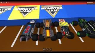 Monster Jam @ Atlanta Max d Encore (Roblox Monster Jam Championship Series)