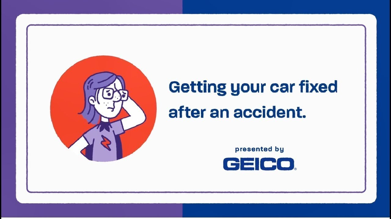 How to Get Your Car Fixed After an Accident - GEICO Insurance