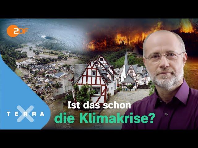 Wetterextreme: das neue Normal? Leschs Kosmos [Ganze TV-Folge] | Harald Lesch