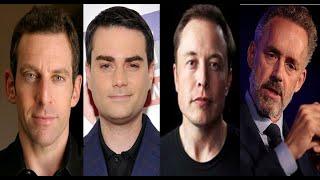 Universal Basic Income: Sam Harris, Ben Shapiro, Elon Musk and Jordan Peterson