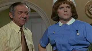 Carry On Matron - The 'You look larvely' scene