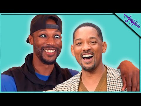 We hired a REAL HYPNOTIST to meet WILL SMITH! Ft. Zach Pincince