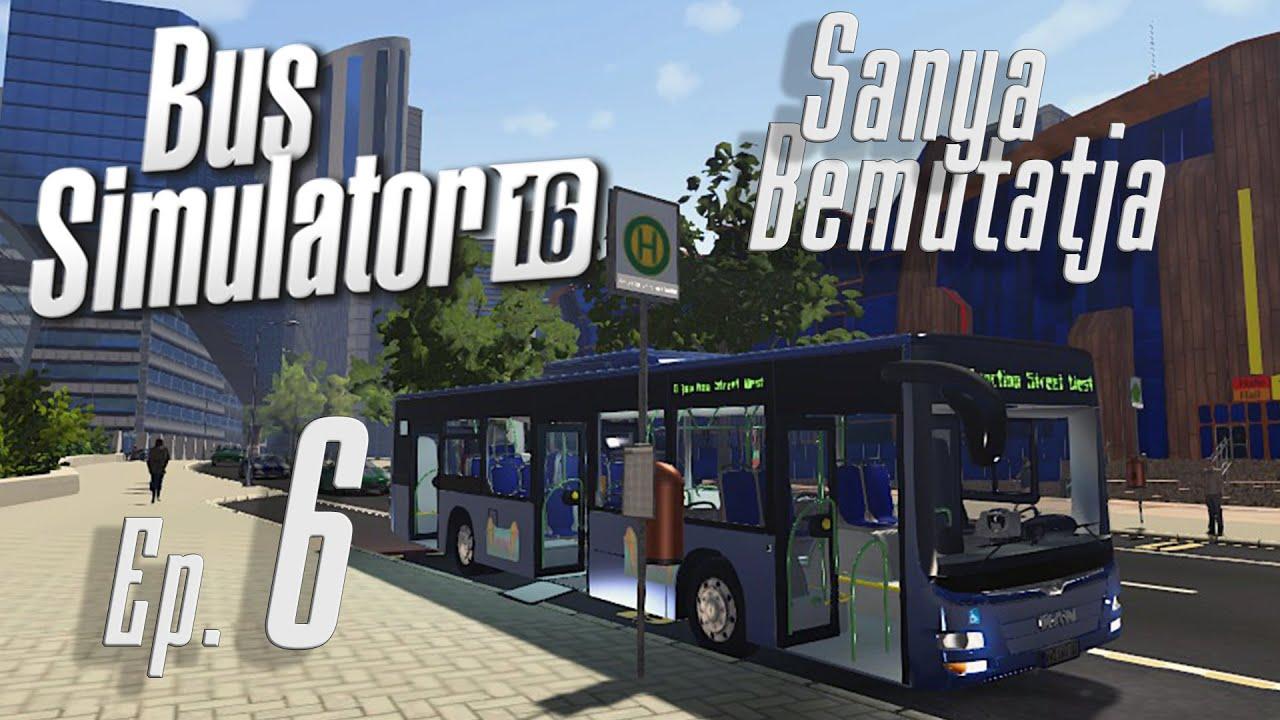 Download Bus Simulator 16. 6. rész Csuklós busz vásárlása + Kommentekre is válaszolok