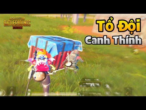PUBG Mobile | Trùm Canh Thính - Tổ Đội Quái Vật Và 2 Y Tá Sanhok