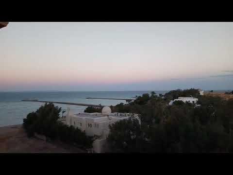 Super Nice Sunset From Hurghada Turtles Beach Resort With VTGooo Group