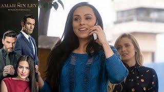 Por Amar Sin Ley 2 - Capítulo 11: Miriam queda en libertad - Televisa