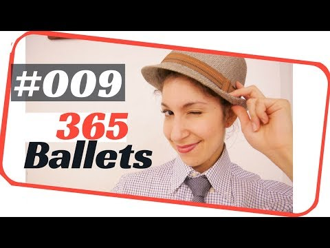 Ballet 009 - ballet variation -365 Ballets- our ballet choreography, our modern ballet
