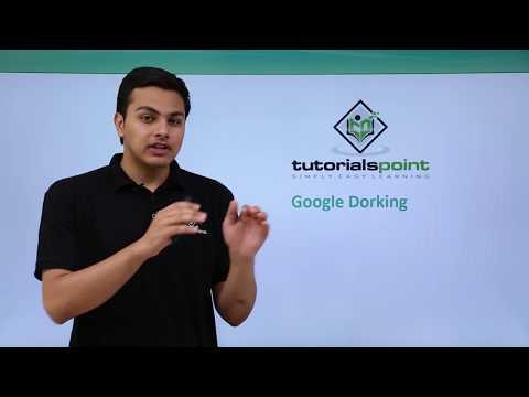 Ethical Hacking - Google Dorking