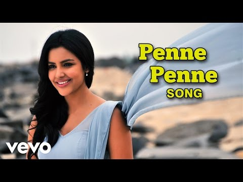 Irumbu Kuthirai - Penne Penne Lyric | Atharvaa, Priya Anand | G V Prakash