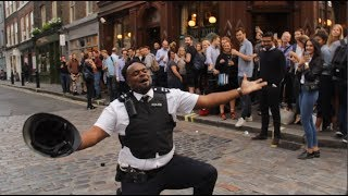 British Police Officer wants to be a R&B Singer