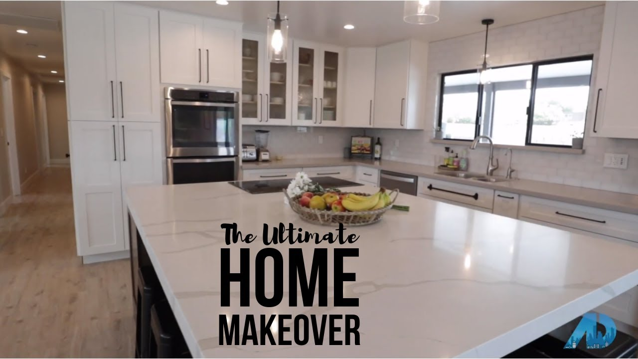 American Home Makeover the ultimate home makeover - kevin sullivan and kyle mayer