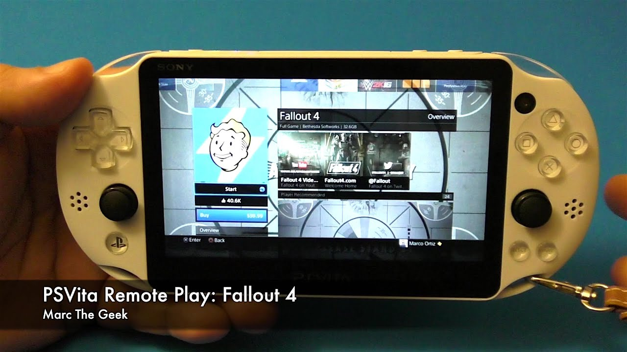 Best Of Ps Vita Remote Play Ps4 Away From Home Home