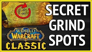 3 Vanilla Secret Spots - Classic WoW