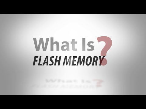 What Is Flash Memory?