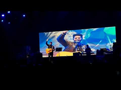 Arman Malik live concert consensio 2k18 royal global university guwahati