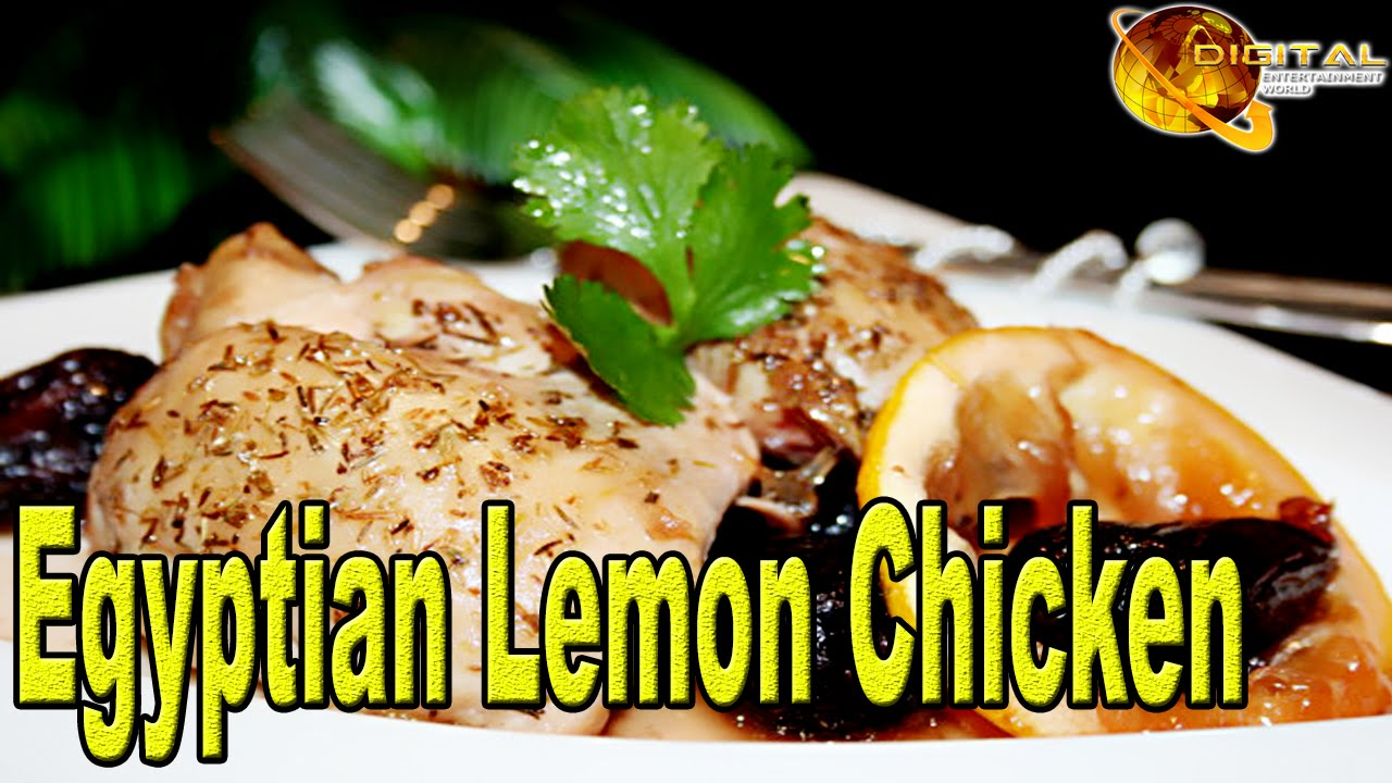 Egyptian lemon chicken cooking recipes desi continental egyptian lemon chicken cooking recipes desi continental recipes hd video food court forumfinder Images