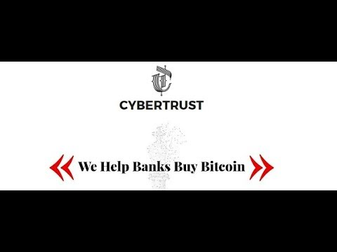 CyberTrust – A secured Crypto Bank