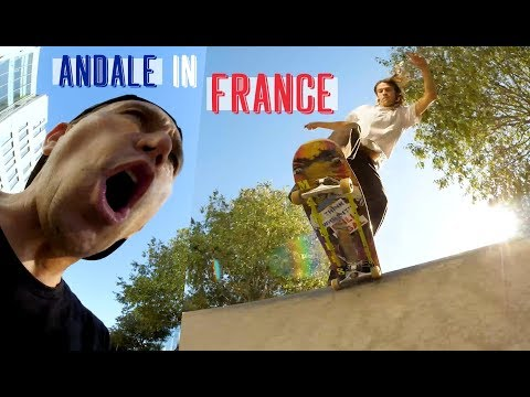 A Trip To France With Joey Brezinski And The Andalé Team