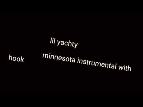 Lil yachty minnesota instrumental with hook