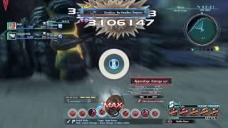 Xenoblade Chronicles X - Gradivus Photon Saber / Psycho Launchers