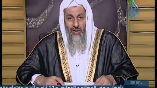 ما حكم السلام باليد علي زوجة الخال | الشيخ مصطفي العدوي