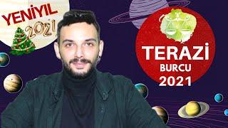 Terazi Burcu 2021 Yılı Burç Yorumları | Kenan Yasin ile Astroloji