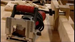 Making Biscuit Splines On A Table Saw Part 1