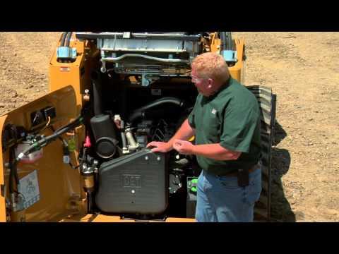 Cat® Skid Steer Loader | Belts, Hoses & Cooling Systems