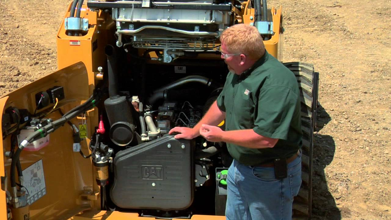 Cat® Skid Steer Loader | Belts, Hoses & Cooling Systems