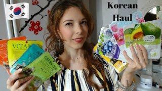 KOREAN BEAUTY HAUL #3 + ALIEXPRESS ❤