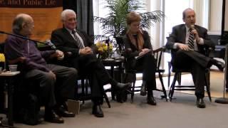 Gideon at 50: President Fred Lawrence of Brandeis University praises Anthony Lewis