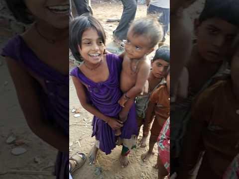 The Children from Mansarovar Slum Area never went to school Bal Sambal planing to start.