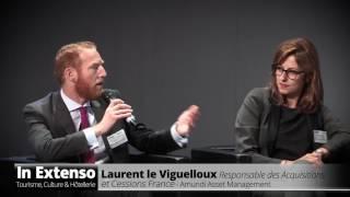 Conférence Les Tendances du Tourisme et de l'Hôtellerie In Extenso TCH Deloitte 2017