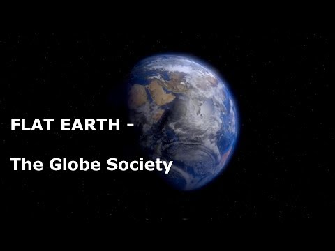 Flat Earth TV Commercial #3 - The Globe Society