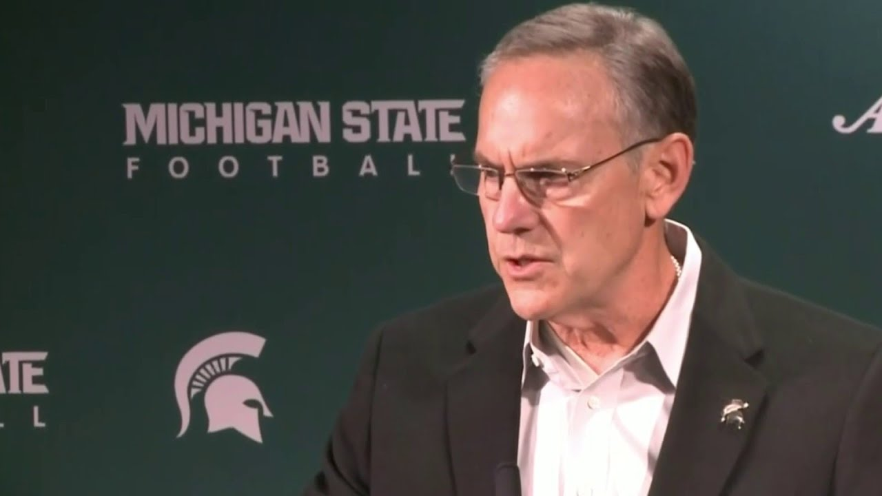 Mark Dantonio needed to go and leaves Michigan State in worse ...