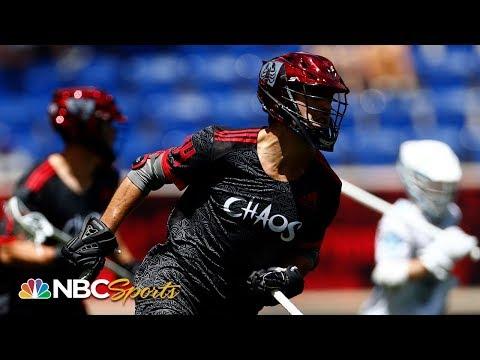 Premier Lacrosse League: Redwoods vs. Chaos | EXTENDED HIGHLIGHTS | NBC Sports