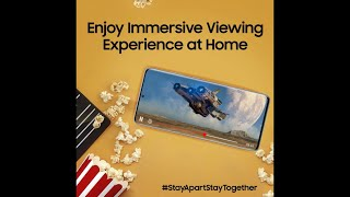 Gambar cover Samsung - Stay apart, Stay together