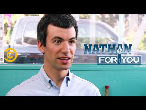 Nathan For You - The Best Burger In Los Angeles