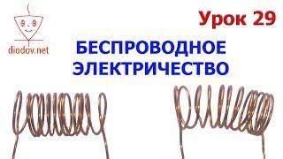 Урок 29. Взаимная индуктивность | Беспроводная передача энергии