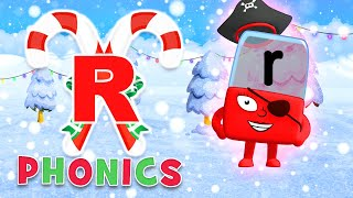 "Phonics - Learn to Read | ""The Letter R"" 