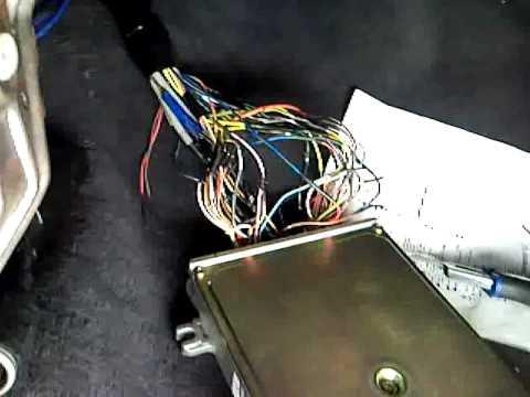 Obd2a Vtec Wiring Diagram Resurect Ecu Obd1 In My Crx 88 Youtube