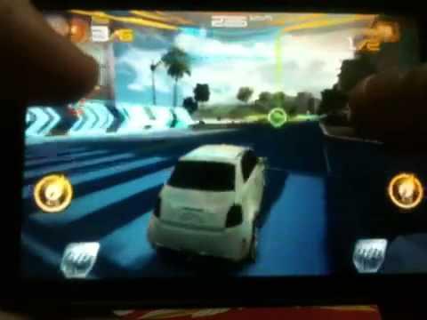 Aphalt 7 HTC Desire C (HVGA)