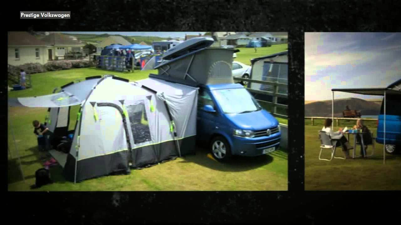 Volkswagen California Camper Van - YouTube