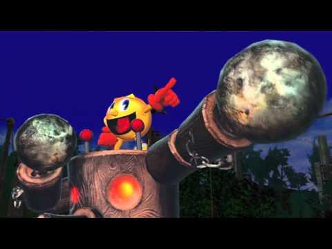 Street Fighter X Tekken - Pac-Man Theme