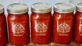 Canned Marinara Sauce🇺🇸🇫🇷Bruno Albouze – THE REAl DEAL