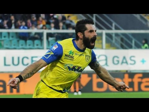 Sergio Pellissier 100 Gol In Serie A Col Chievo 2002 2016 Reupload Youtube