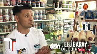 Diego Garay: lejos del fútbol, pero cerca de Talleres