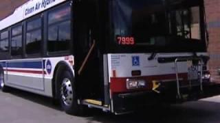 Repeat youtube video A Greener CTA - Clean Air Buses