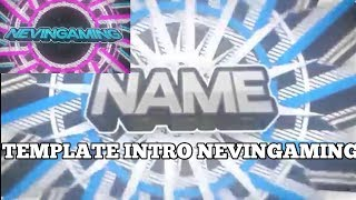 Template intro Nevin Gaming